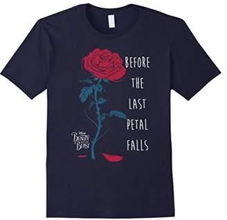 Disney Beauty & The Beast Last Petal Falls Graphic T-Shirt