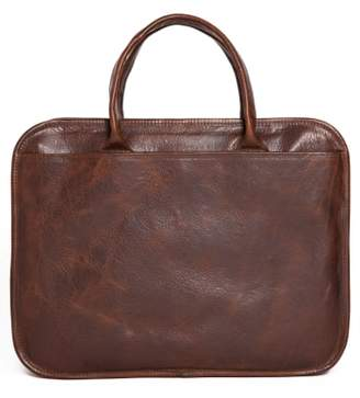 Moore & Giles Miller Leather Briefcase