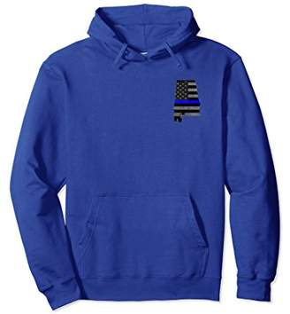 Alabama Police Officer's Department Hoodie Policemen
