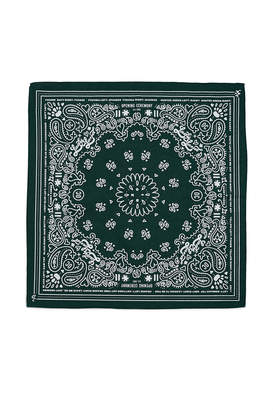 Opening Ceremony X Ladyland Green Hanky