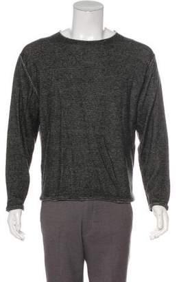 Issey Miyake Knit Crew Neck Sweater