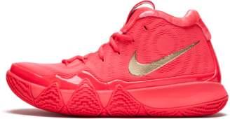 Nike Kyrie 4 'Red Carpet' - Red Orbit/Metallic Gold