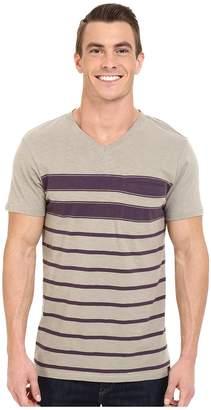 Prana Breyson V-Neck Tee Men's Short Sleeve Pullover