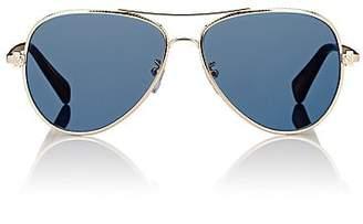 Lanvin WOMEN'S SLN068 SUNGLASSES - BLUE