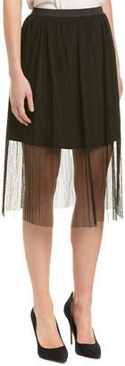 BCBGeneration Tulle A-Line Skirt