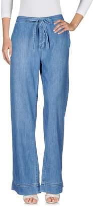 Equipment Denim pants - Item 42655844WM