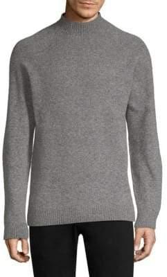 Sunspel Wool Funnelneck Sweater