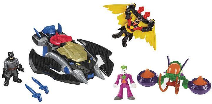 Fisher-Price Imaginext DC Comics Super Friends Set