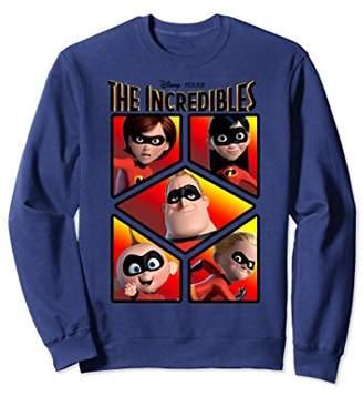 Disney Pixar Incredibles Five Graphic Sweatshirt