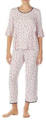 Kate Spade Flirty Pajama Set