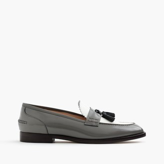 Biella loafers in colorblock leather $288 thestylecure.com