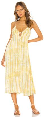 Majorelle Kiara Midi Dress