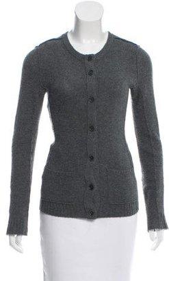 Inhabit Cashmere Knit Cardigan $75 thestylecure.com
