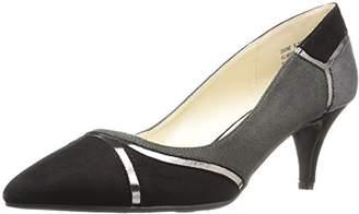 Annie Shoes Women's Divine Wide Calf Dress Pump $25.29 thestylecure.com