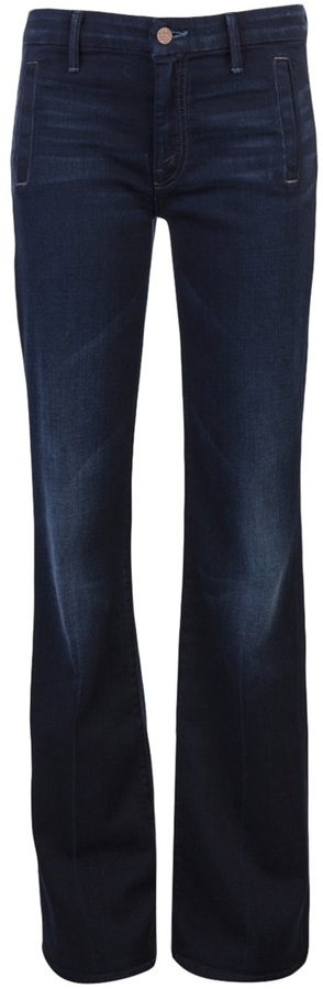 Mother Drama flare jean