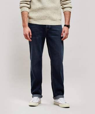 Nudie Jeans Sleepy Sixten Relaxed Straight Jeans