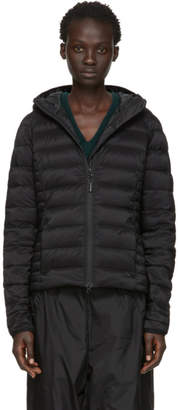 Canada Goose Black Black Label Down Brookvale Jacket
