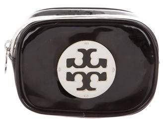 Tory Burch Vinyl Cosmetic Bag