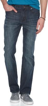 DAY Birger et Mikkelsen Men's Urban Pipeline Relaxed Straight MaxFlex Jeans
