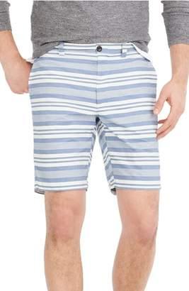 J.Crew J. CREW Stripe Oxford Shorts