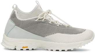 ROA panelled sneakers