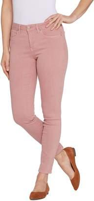 NYDJ Ami Color Skinny Legging Jeans -Wood Rose