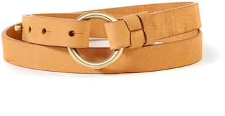 La Redoute Collections Leather Belt