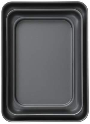 Equipment Sainsbury's Home Anodised 3 Piece Oven Tray Set