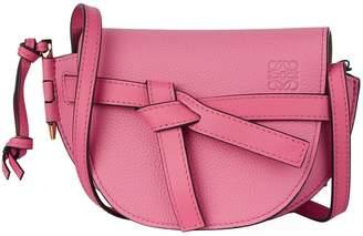Loewe Mini Leather Gate Bag