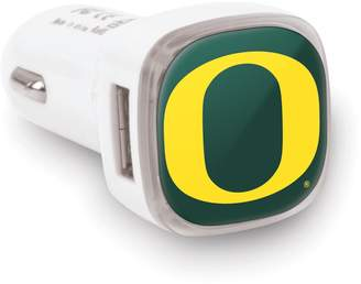 Oregon Ducks 2-Port Cellphone Car Charger