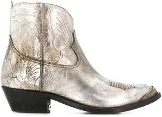Golden Goose Texas boots