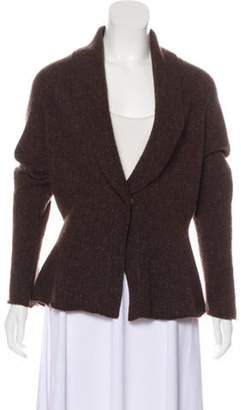 Lafayette 148 Cashmere Knit Cardigan Brown 148 Cashmere Knit Cardigan