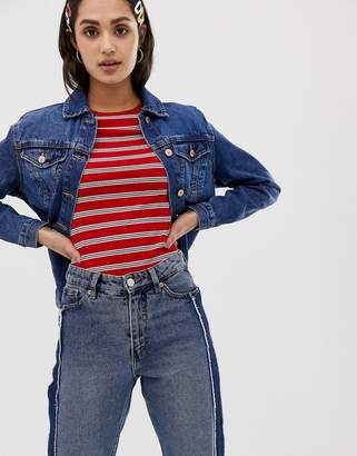 New Look Oversized Denim Jacket