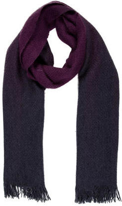Paul Smith Cashmere & Silk-Blend Scarf $75 thestylecure.com