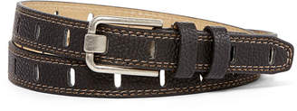 JCPenney RELIC Relic Double-Stitch Perforated Belt