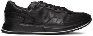 Officine Creative Black Race 018 Sneakers