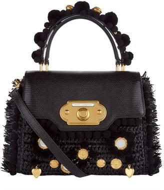 c69de6802ae Dolce & Gabbana Top Handle Bags For Women - ShopStyle UK