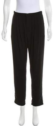 Band Of Outsiders Mid-Rise Pleated Pants
