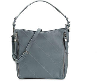 Sondra Roberts Leather Hobo Bag - Women's