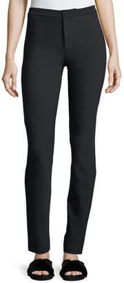 Vince Coin-Pocket Hook-Fly Leggings