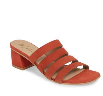 Matisse Paris Strappy Slide Sandal