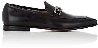 Salvatore Ferragamo Men's Boy Leather Loafers