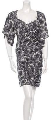 Yigal Azrouel Silk Dress