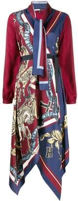 Tommy Hilfiger scarf dress