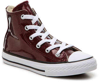 Converse Chuck Taylor All Star Glitter Toddler & Youth High-Top Sneaker - Girl's