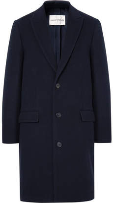 Privee SALLE Gilles Slim-Fit Wool-Blend Overcoat