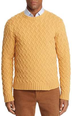 Brooks Brothers Traveling Cable Sweater