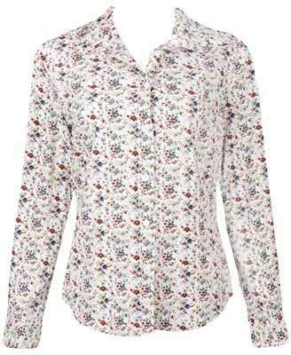 Delilah Floral Woven Shirt