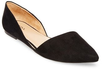 Merona Women's Poppy d'Orsay Pointed Toe Ballet Flats $22.99 thestylecure.com