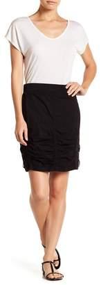 XCVI Tammy Grommet Lace-Up Skirt